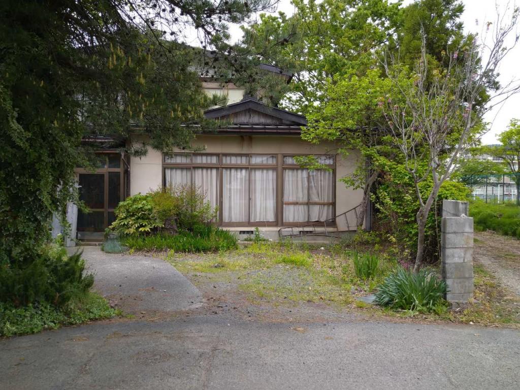 宮城・中鉢若子 カーポート ①-1